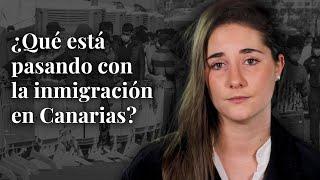 ¿Qué está pasando con la inmigración en Canarias?