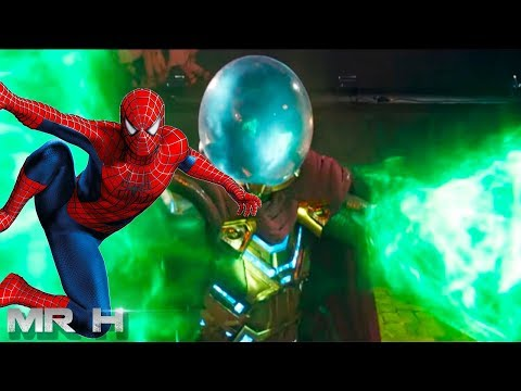 Far From Home Director Talks Mysterio & Spider-Man Iron Man Connection & More