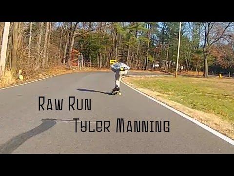 Raw Run: Tyler Manning
