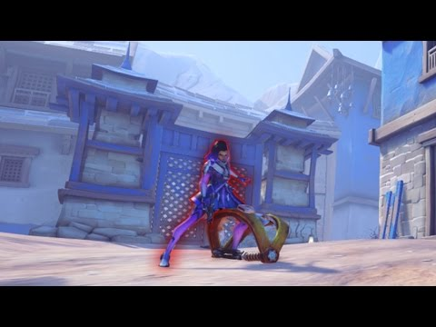 Overwatch - The Sombra Trap