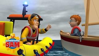 Brandweerman Sam | Reddingen op zee | Brandweerman Sam Nederlands