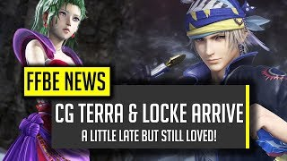 Magitek Warrior Terra & Adventurer Locke FINALLY Arrive! - [FFBE] Final Fantasy Brave Exvius