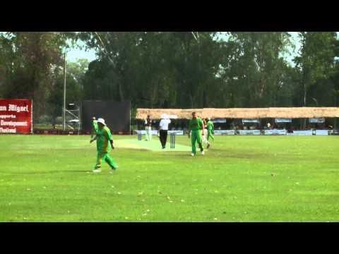 Bromley Shield Final - Darjeeling CC v Clifton Hill Stray Cats CC