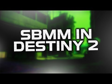 Destiny 2: The Problem With Skill-Based Matchmaking from YouTube · Duration:  10 minutes 37 seconds