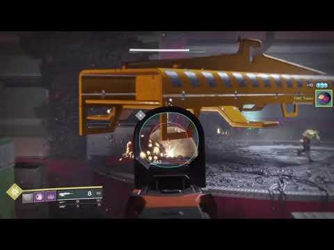 Destiny 2 faction
