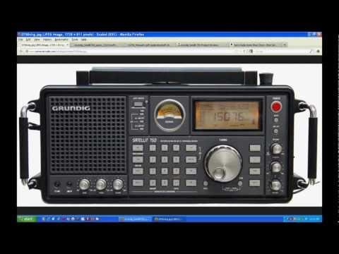 TRRS #0067 - Grundig (Eton) Satellit 750 AM/FM/LW/Air/Shortwave Radio Review