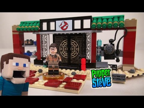 Ghostbusters New Movie Lego Dimensions Story Pack 71242 Abby Yates