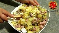 Schnell & einfach: alte Rezepte aus dem Osten - Kartoffelsalat zubereiten wie früher (#030)