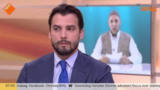 Thierry Baudet: Volgelingen prediker Abou Hafs zijn vijanden, moet je uitzetten
