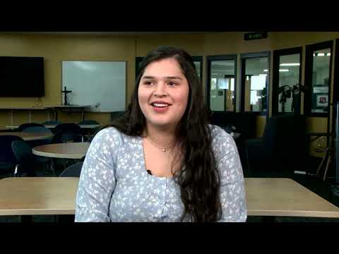 Student Spotlight - Diana Munoz