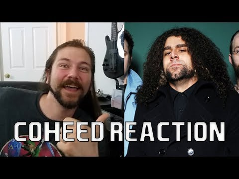 Unheavenly Music Video (Coheed and Cambria Reaction)