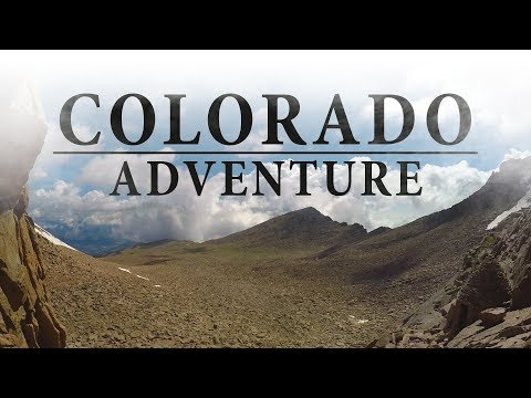 ODESZA - Higher Ground (feat. Naomi Wild) (UNOFFICIAL MUSIC VIDEO) - Colorado Adventure