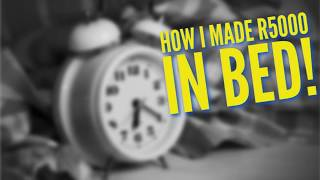 Download How I Made R5000 in Bed!!! MP3 song and Music Video