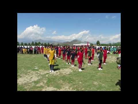 Bajaur Video Sports Reoprt  For VOA     By IrfanUllah Jan