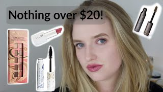 TST 2019, ep. 11| NOTHING OVER $20!!| clean, non-toxic beauty