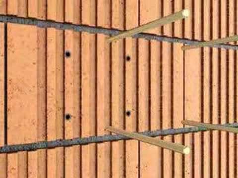 Gewindestange In Der Wand Befestigen By Befestigung Des Grohe Rapido Einhandmischers Mit Hilfe