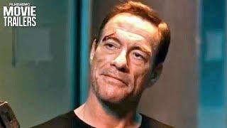 BLACK WATER Trailer NEW (2018) - Jean-Claude Van Damme, Dolph Lundgren Action Thriller