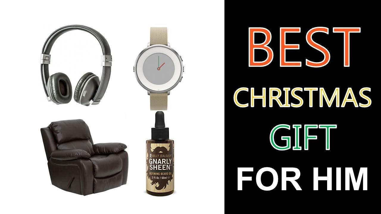 best christmas gifts for him 2018