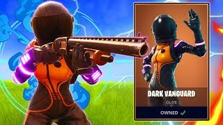NEW GIRL DARK VOYAGER SKIN *DARK VANGUARD* (Fortnite: Battle Royale)