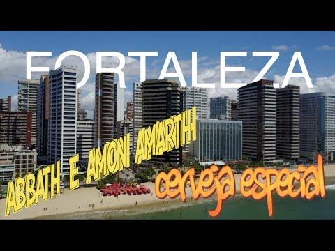 Drone, Cerveja Especial, Amon Amarth e Abbath - TRIP - Fortaleza - 2017