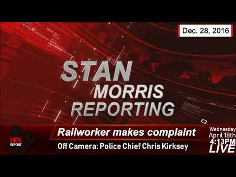 Special Report: Walnut Ridge police cite rail worker who was abused by cop