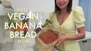 Aimee's Grain Free Sugar Free Vegan Banana Bread