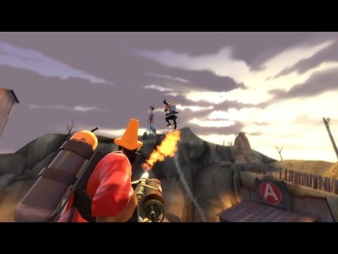 CommFT's Top10 plays of TF2 - September 2011
