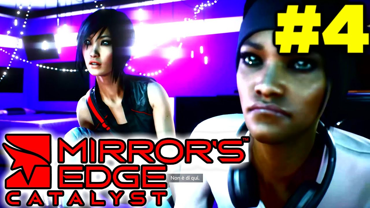 Mirror 39 s edge 2 catalyst gameplay ita 4 benefattrice for Mirror gameplay walkthrough