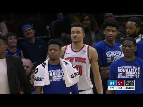 Game Highlights: 02/10 vs. Cavaliers