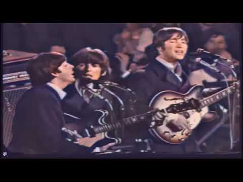Beatles live in Germany  