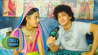 Last Day Shoot Of Faisal Khan And Roshni Walia - Maharana Pratap | Sony Tv