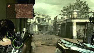 Resident Evil 5 - Kooperacja (ronald & Vertez) #03 PC HD