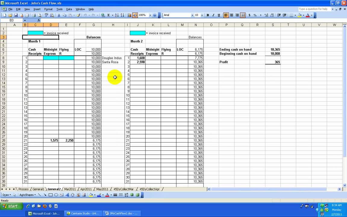 freight broker cash management skills - Cash Management Skills