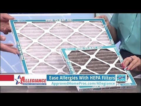 3 Indoor Air Filters That Improve Allergies