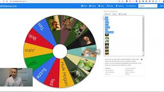 Wheel Of Names A Random Name Picker And More Youtube