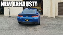The California Exhaust Law Made Me Do This...