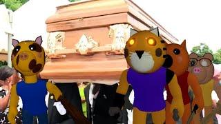 Coffin Dance Meme in PIGGY ROBLOX - COMPILATION