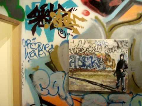 "Jesse Edwards Art Show ""Free Wall"""