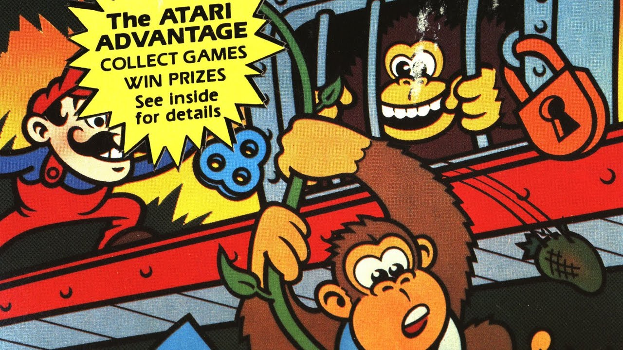 classic games donkey kong