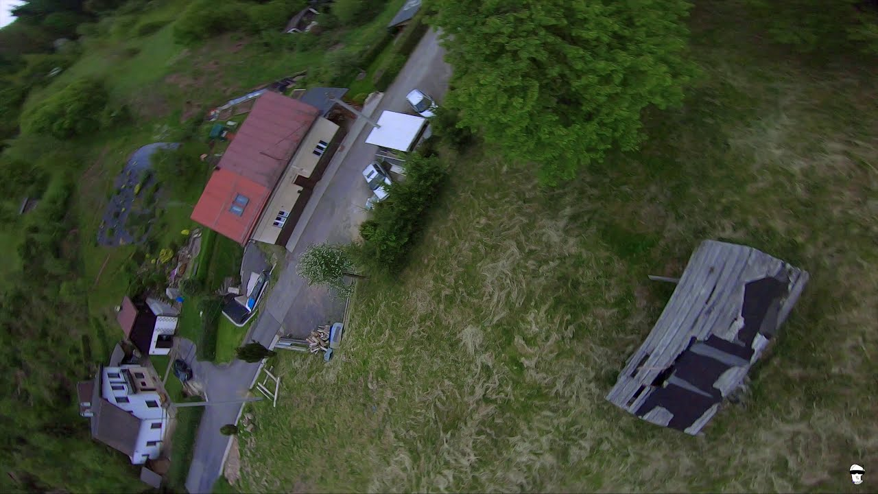 Cihelna 22.5.2020 - iflight Xing 2207 1700Kw and Ethix S5 - Fpv freestyle фотки