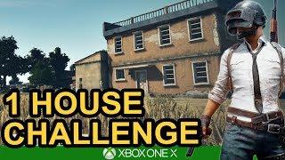 1-HOUSE CHALLENGE / PUBG Xbox One X