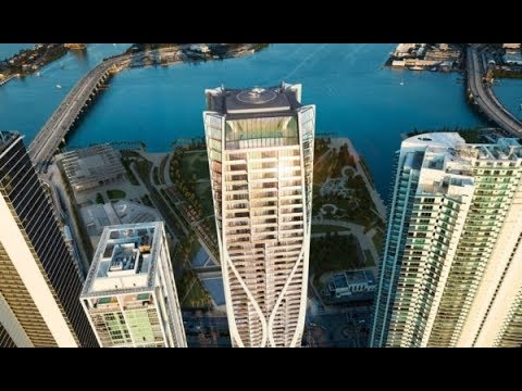 Miami Amazing Condo Mega Project - 1000 Museum - Building The Most Luxurious & Beautiful Condo