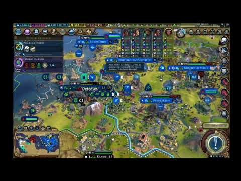 Let's Play Civ 6 Ep. 34 with Lautaro |