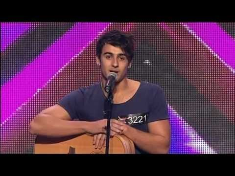Adil Memon  Auditions  The X Factor Australia 2012 night 1` FULL