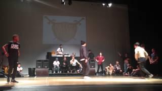 Mad Dope Kru vs Just 4 Funk | 2v2 | qrt Final | Battle Time 5