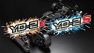 Yokomo YD-2 E-Series & S-Series Drift Car Differences