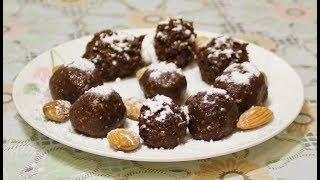 ПП пирожное | Всего 4 ингредиента | Десерт | Домашние пирожные