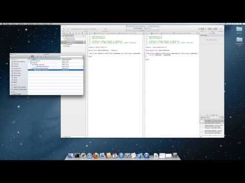 Statische Library mit Xcode