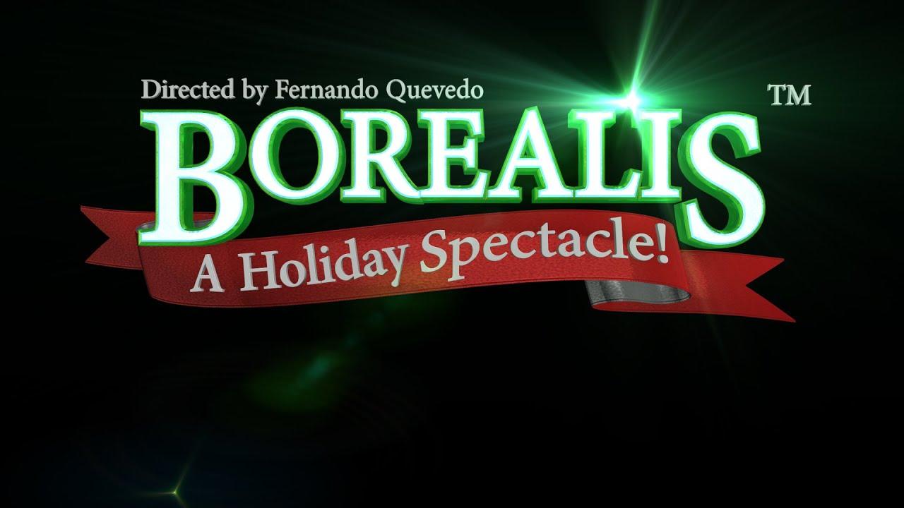 Borealis Holiday Show Promo