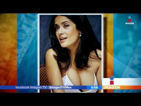 Salma hayek desnuda